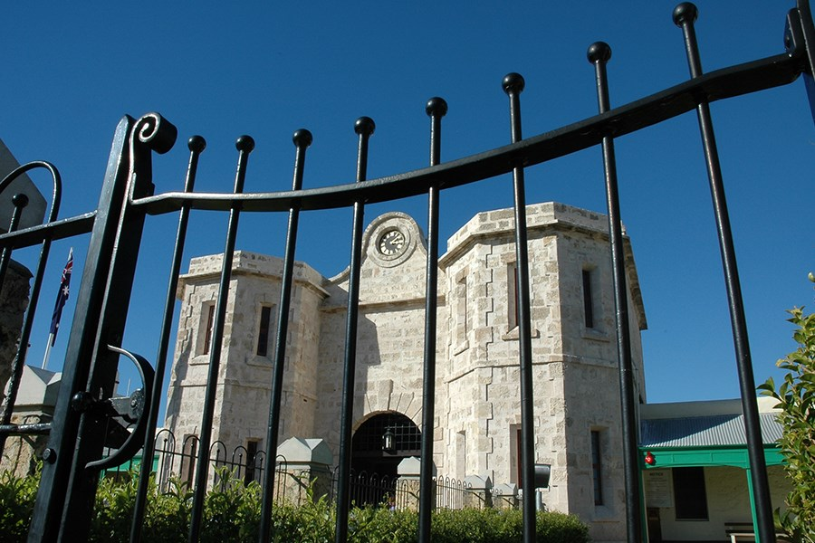 Fremantle Prison Gatehouse